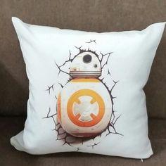 Almofada Star Wars BB8 35x35
