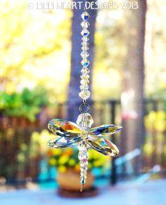 Rainbow Maker m& Swarovski Crystal Aurora Borealis LARGE Jewelry Shop, Unique Jewelry, Jewellery Diy, Jewelry Ideas, Crystal Wind Chimes, E Bay, Aurora Borealis, Suncatchers, Decoration