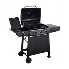 *Gas Grill By CHAR-BROIL* 36,000 BTU 3-Burner With Side B...