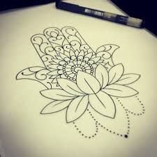Image result for hamsa tattoo More