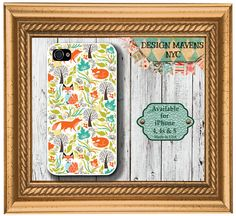 Hey, I found this really awesome Etsy listing at http://www.etsy.com/listing/157361369/forest-fox-iphone-case-hard-plastic