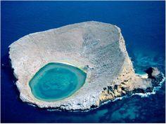 Roca Bainbridge,Islas Galápagos de Ecuador