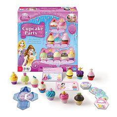 Disney Princess Cupcake Party Game 2PC