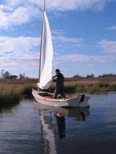"Chesapeake Bay  bateau ""Cricket"""