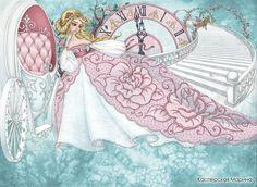 """Cinderella"" by Marina Kasperskaya"