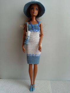 vêtement poupée mannequin Barbie (257)                                                                                                                                                                                 Plus