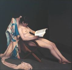 Théodore Roussel, 'The Reading Girl' 1886-7