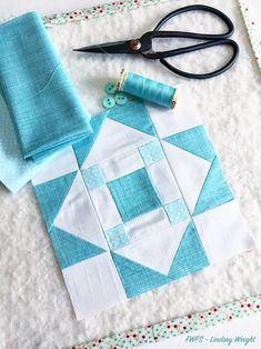 Moda Sampler Block Shuffle {Block 13 | Fort Worth Fabric Studio | Bloglovin'