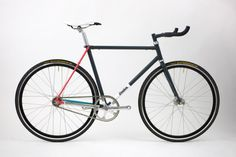 Becky's 650c Track Bike | Donhou Bicycles