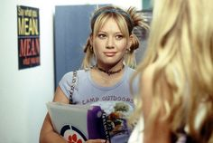 Pin for Later: Oops, We Did It Again . . . 31 Millennial Costumes That Are So Fetch Lizzie McGuire: The Inspiration Hilary Duff's representation of this wild-haired tween inspired many girls to crimp their locks.