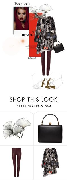 """""""Boston"""" by hannover ❤ liked on Polyvore featuring River Cottage Gardens, Alexander McQueen, Preen and Aquazzura"""