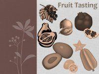 Intro to Fruit- Fruit Tasting Lab