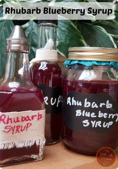 ... Rhubarb on Pinterest | Raspberry Rhubarb, Rhubarb Pie and Rhubarb