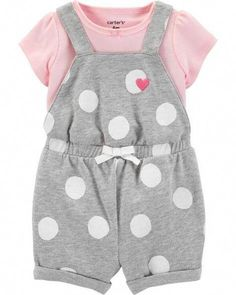 Baby & Toddler Clothing Constructive Carters Pajama Set Girls 5t