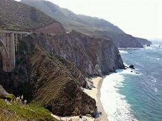 Backpacking in Big Sur California. This trip helped us cross a lot of things off of our Bucket List. Click the pin for more pictures or visit the full site here: http://cattaildown.typepad.com/my-blog/2013/03/backpacking-in-big-sur-california.html