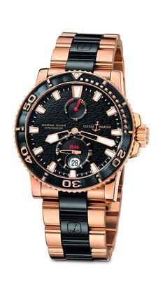 Ulysse Nardin Maxi Marine Diver Ref. 266-33-8C/922