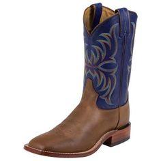 """Tony Lama Mens Americana Collection 11"""" Boots"""