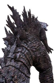 Godzilla 2019 Transparent by Jacksondeans Godzilla Suit, Godzilla Toys, Monster Design, Monster Art, Godzilla Enemies, Sh Monsterarts, Skull Island, Great Albums, Classic Monsters