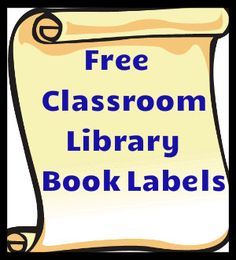 Free classroom library labels that include colorful author names, nonfiction topics, popular book series titles to label your book baskets! This free resource is a real time saver!