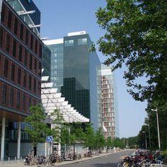 WTC-Amsterdam zuid Je orthodontist om de hoek?  Dat kan @ www.rechtetanden.nl  2014 weer terug in amsterdam  zuid wtc centrum west pijp stadion  #Amsterdam
