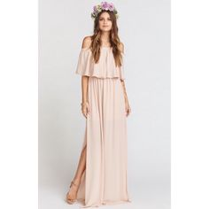Nwt Show Me Your Mumu Hacienda Dusty Blush Crisp