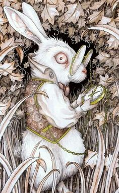 Illustrations, lewis carroll, alice from wonderland, alice in wonderland . Lewis Carroll, Alice In Wonderland Illustrations, Rabbit Art, Rabbit Hole, Alice Rabbit, Alice In Wonderland Rabbit, Arte Tribal, Alice Madness, White Rabbits