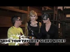 'RuPaul's Drag Race' Queens Discuss Their Favorite Scary Movies with @Adam_Barta!