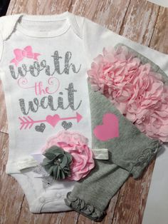 baby, girl, coming home outfit, baby girl outfit, outfit, take home outfit, baby girl, onesie, hospital outfit, baby bodysuit, hello world by SweetnSparkly on Etsy https://www.etsy.com/listing/259803581/baby-girl-coming-home-outfit-baby-girl