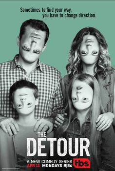 """Irreverent Comedy: """"The Detour"""" on TBS Gets 2nd Season before Premiere – Find out why! #TheDetour #Video #TBSNetwork  Read more at: http://www.redcarpetreporttv.com/2016/04/19/irreverent-comedy-the-detour-on-tbs-gets-2nd-season-before-premiere-find-out-why-thedetour-video-tbsnetwork/"""
