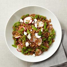 Great Whole Grains for Cooking and Snacking