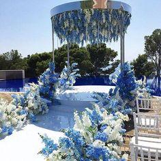😊 Double tap & TAG your sweetheart … . Wedding Set Up, Wedding Ceremony, Wedding Venues, Dream Wedding, Wedding Mandap, Wedding Backdrops, Ceremony Backdrop, Boho Wedding, Wedding Ideas