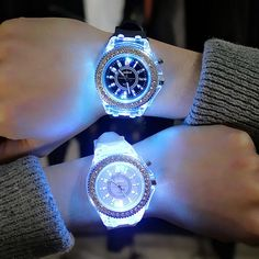 Silicone LED Luminous Fashion Ladies Outdoor Watch Women's Men colorful Sports Wrist Watches Men Watch Clocks Relogios Masculino Product specifications: Sport Watches, Cool Watches, Watches For Men, Cheap Watches, Women's Watches, Watches Online, Jewelry Watches, Affordable Watches, Simple Watches