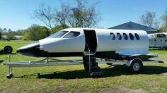 Executive Jet Camper! More