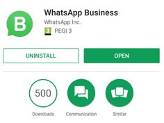 WhatsApp Business App Within a few days of launch, the WhatsApp Apps for Business App has been launched in India. This new app of . Whatsapp Apps, Dominic Toretto, About Facebook, Facebook Business, Business News, Business Profile, Applications, Promote Your Business, Tech News
