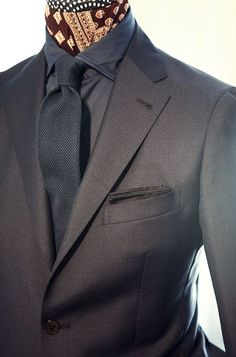 Not Your Average Gentleman Modern Gentleman, Gentleman Style, Sharp Dressed Man, Well Dressed Men, Suit Fashion, Mens Fashion, Looks Style, My Style, Black Style