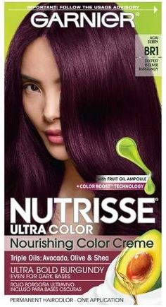 Garnier Nutrisse Ultra Color Nourishing Hair Color Crème
