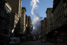 New York Today: The Morning After a Steam Pipe Explosion