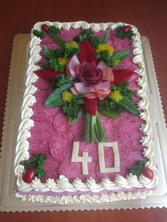 Sandwich Cake, Sandwiches, Cakes, Desserts, Food, Tailgate Desserts, Meal, Cake, Dessert