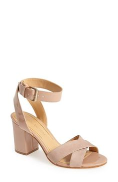 Enzo Angiolini 'Gabele' Block Heel Sandal (Women) available at #Nordstrom