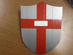 VBS Craft - Shield of faith