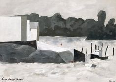 Exhibitions -John Knapp-Fisher - 80th Birthday Exhibition- Martin Tinney Gallery