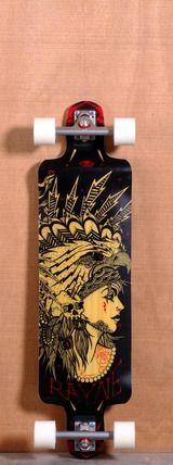 "Rayne 37.5"" Reaper Longboard Complete"