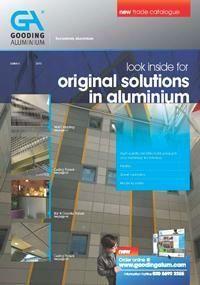 Gooding Aluminium launches 2013 aluminium products brochure http://bit.se/uDtiu2