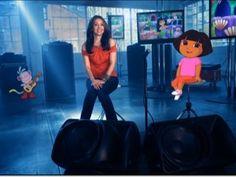 Dora the Explorer Episodes, Games, Videos on Nick Jr. Online Lyrics, Dora Games, Nick Jr, Spanish Words, Dora The Explorer, Learning Spanish, Mermaid, Lily, Blue