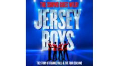 Jersey Boys prince Edward Theatre 2014 love it love it love it London Theatre Tickets, Theater Tickets, Paris Hotel Las Vegas, Prince Edward Theatre, Tommy Devito, Piccadilly Theatre, John Lloyd Young, Cd Project