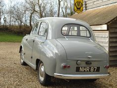 Classic Cars British, British Car, Classic Mini, 4x4 Wheels, Austin Cars, Old Lorries, Banana Plants, A30, Car Car