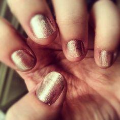 #glitter #nye #nails