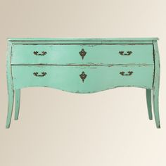 Bombay Blue Large Chest---love this color