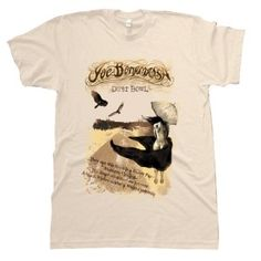 fac2be5845b51f Joe Bonamassa Dust Bowl Mystic T-Shirt – Iconic Shop - Online Retailer of T- Shirts, Music, Glassware, Accessories and more!