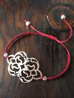 Sterling Silver Bracelet, Persian Carpet Collection Paisley Design, Paisley Pattern, Design Studios, Persian Carpet, Sterling Silver Bracelets, Washer Necklace, Beautiful, Collection, Jewelry